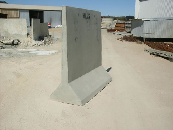 1800x1800 SHED DIVIDER | Hills Concrete Products