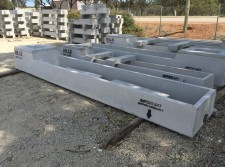 4600mm EC Trough