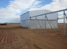 Fertiliser Sheds